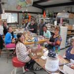 Workshops, mosaic 007