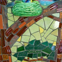 architectural mosaic