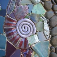 eclectic organic mosaic